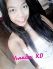 Analou from Philippines 24 y.o.