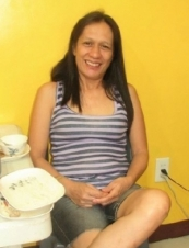 Maria from Philippines 58 y.o.